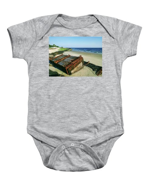 Timeless Treasure Baby Onesie