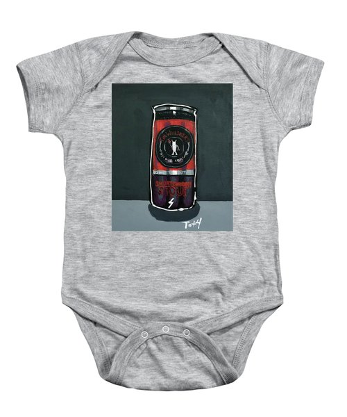 Tin Whiskers Baby Onesie