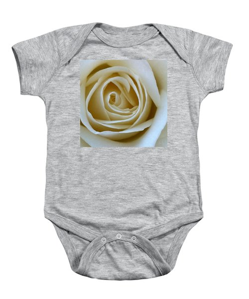 To The Heart Of The Rose Baby Onesie