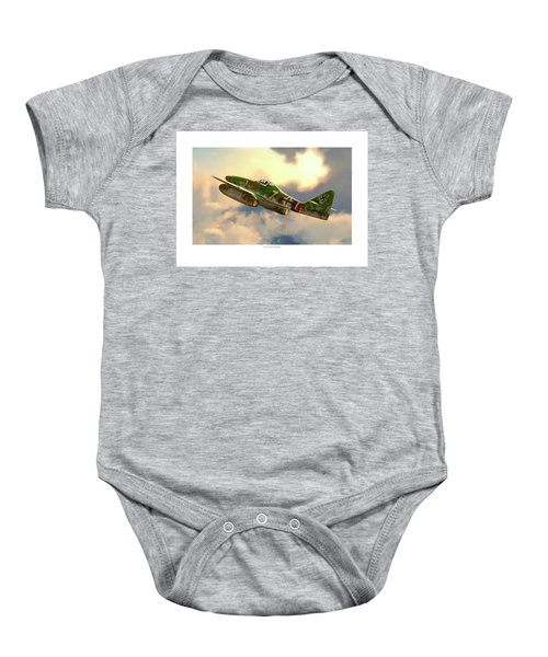 To The Moon Baby Onesie