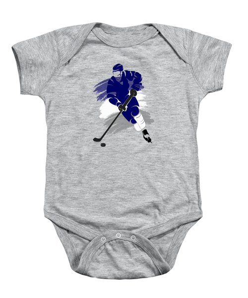 Toronto Maple Leafs Player Shirt Baby Onesie