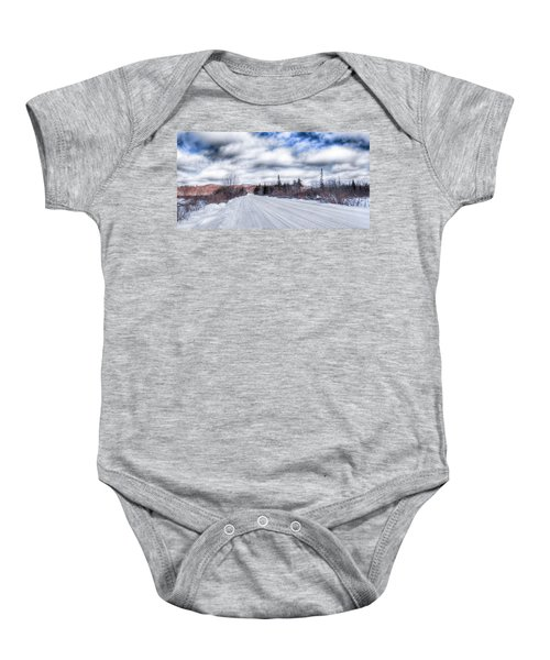 Trail One In Old Forge 2 Baby Onesie