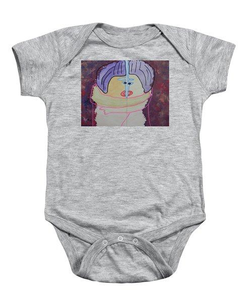Tribute To C. Brancusi Baby Onesie