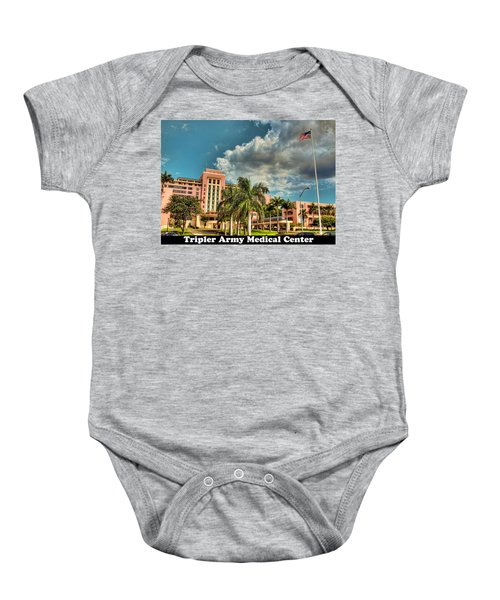 Tripler Card Sample Baby Onesie