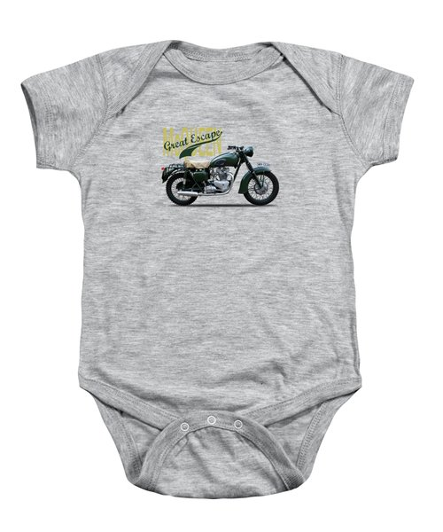 Triumph - The Great Escape Baby Onesie