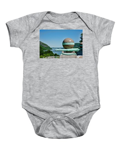 Trophy Point Baby Onesie