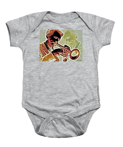 Trumpet Baby Onesie