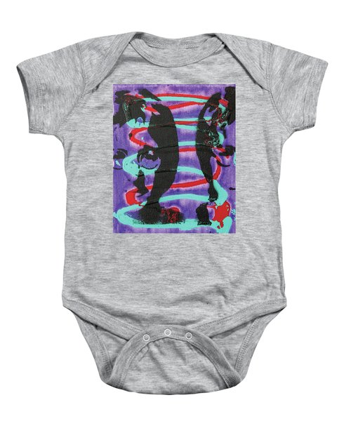 Trying To Change The Whole Wide World Baby Onesie
