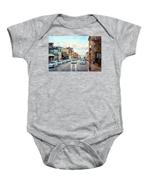 Twilight Annapolis Baby Onesie