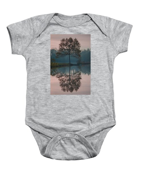Two Loners Baby Onesie