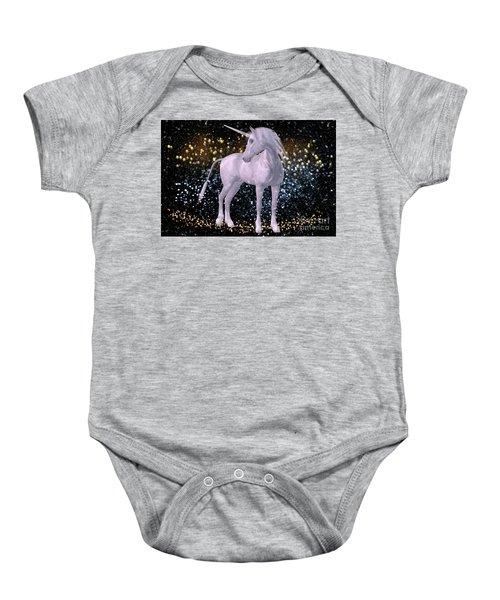 Unicorn Dust Baby Onesie