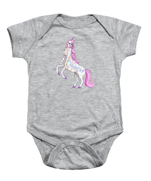 Unitaur Baby Onesie