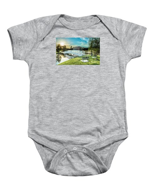 University Of Southern Mississippi Baby Onesie