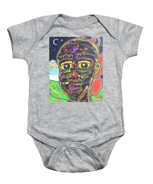 Untitled II Baby Onesie