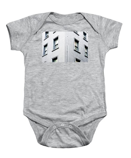 Urban Building  Baby Onesie