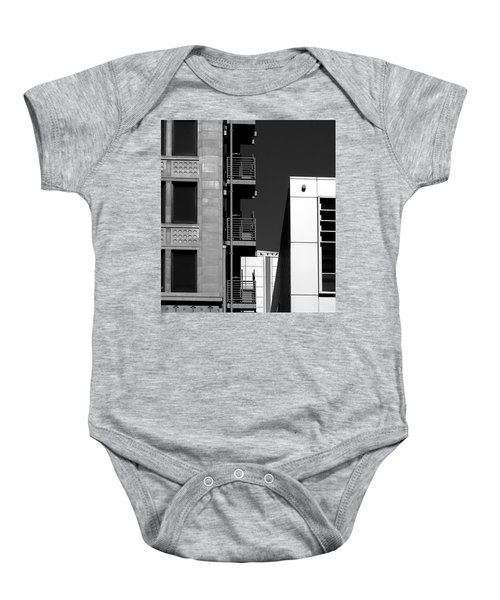 Urban Contrasts Baby Onesie