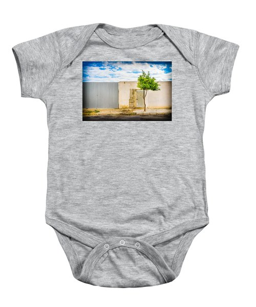 Urban Tree. Baby Onesie