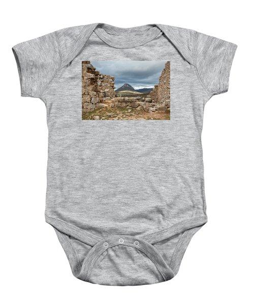 Urzulei Mountains Baby Onesie