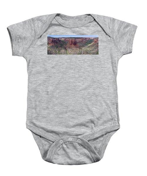 Ute Canyon Baby Onesie