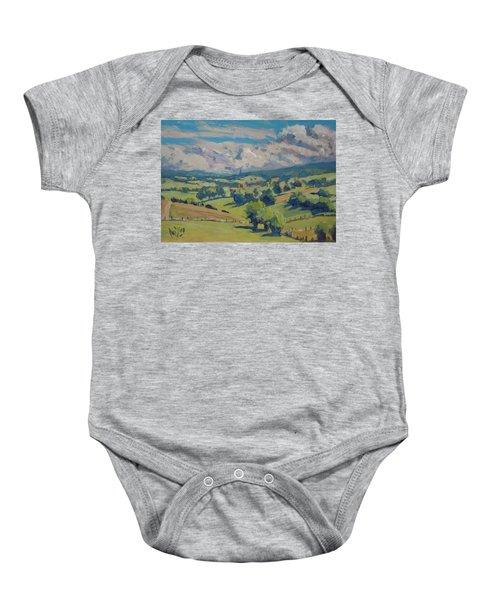 Valley Schweiberg Baby Onesie