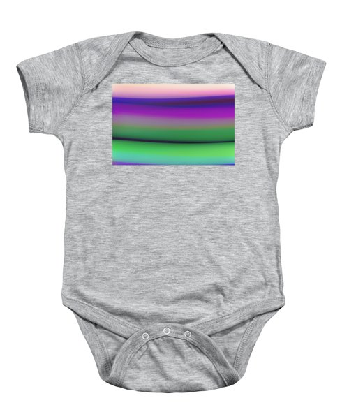 Verbena Stripe Baby Onesie