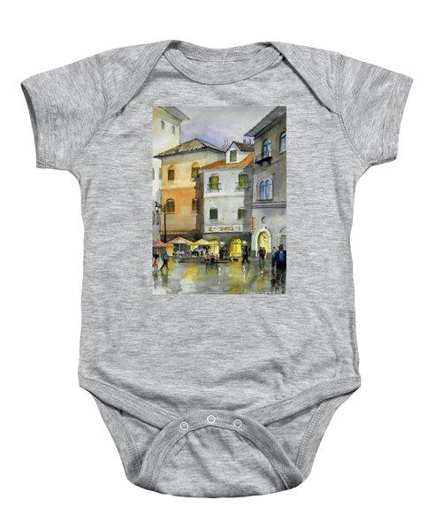 via Corso Baby Onesie
