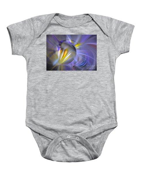 Vigor - Abstract Art Baby Onesie