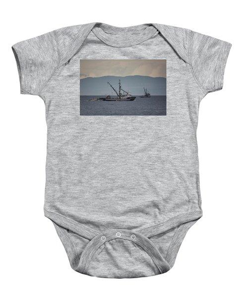 Viking Sunrise Baby Onesie