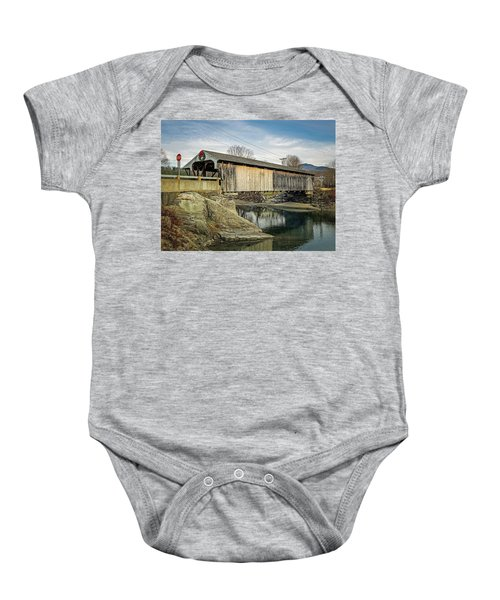 Village Bridge Baby Onesie