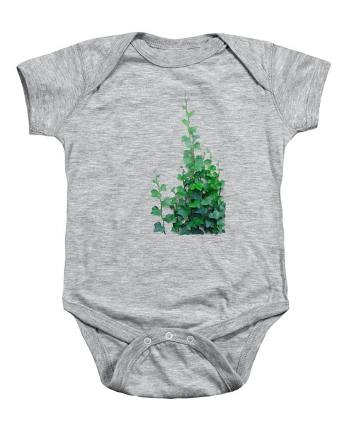 Vines By The Wall Baby Onesie
