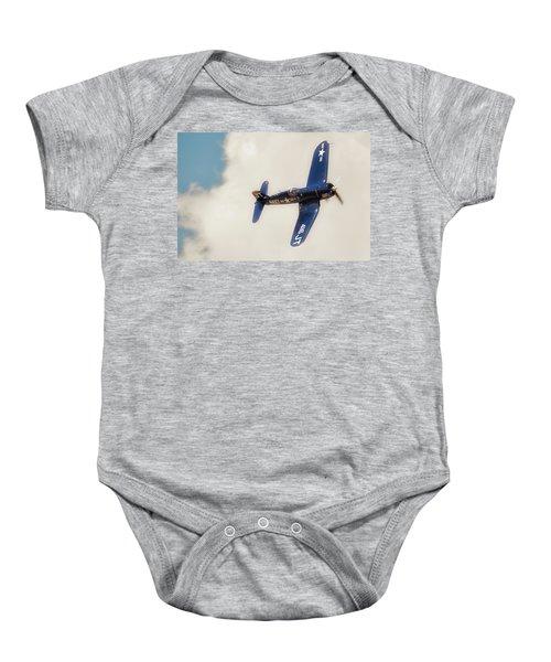 Vought F4u Corsair Baby Onesie