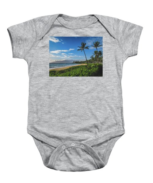 Wailea Beach Baby Onesie