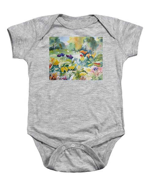 Walk In The Park Baby Onesie
