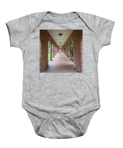 Walk Of Honor 3 Baby Onesie