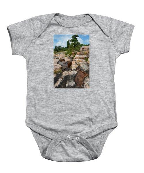 Wall Island Rock-3592 Baby Onesie
