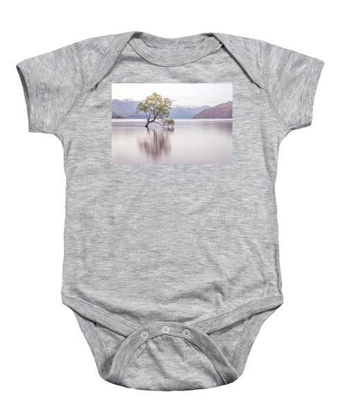 Wanaka Tree Baby Onesie