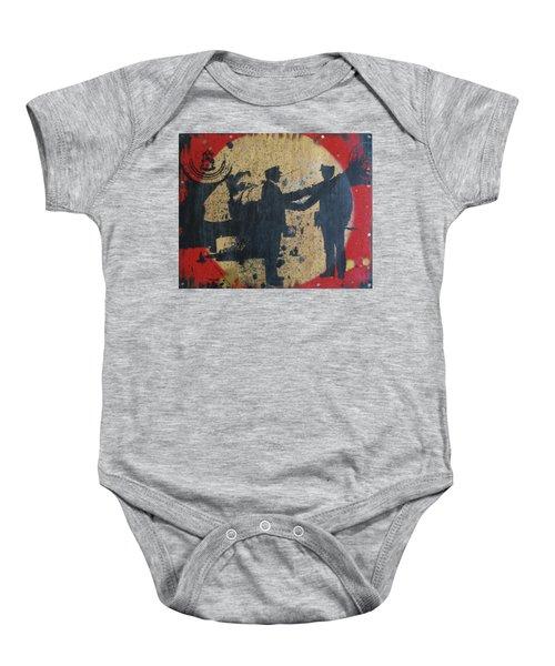 War Mongers Baby Onesie