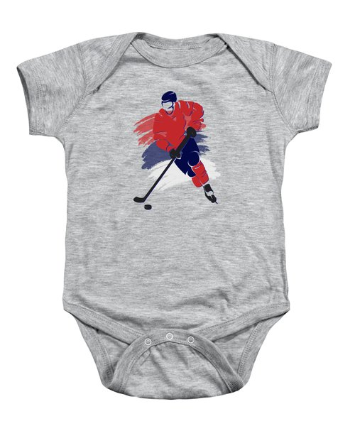 Washington Capitals Player Shirt Baby Onesie