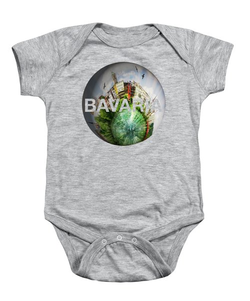 Wasserburg Am Inn Baby Onesie