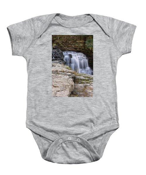 Water In Motion Baby Onesie