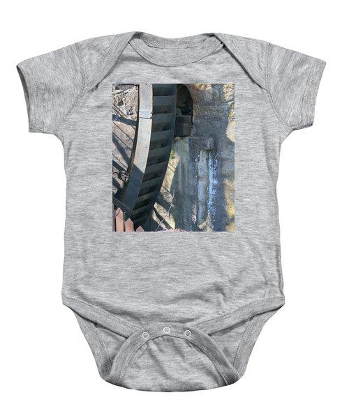 Water Mill Baby Onesie