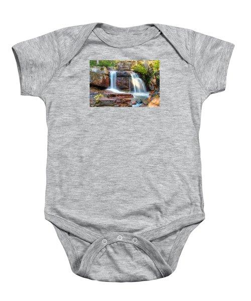 Waterfall Baby Onesie
