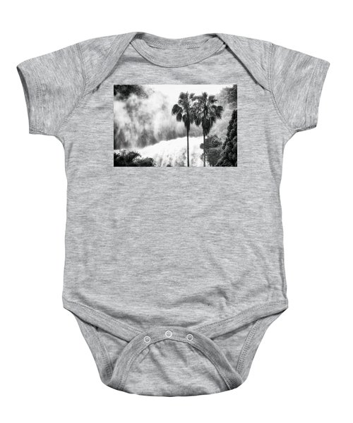 Waterfall Sounds Baby Onesie