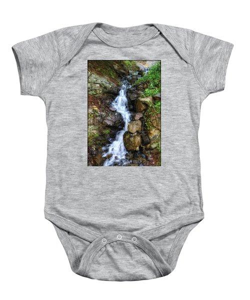 Waterfalls Baby Onesie