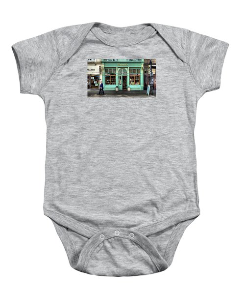 Baby Onesie featuring the photograph Waterfalls by Pedro Fernandez