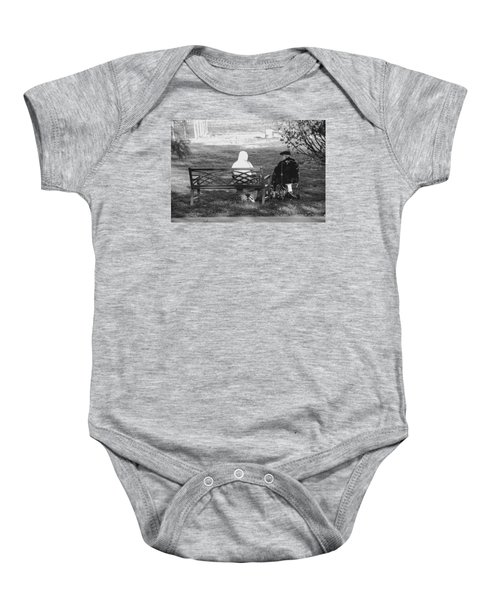 We Are Young Baby Onesie by Jose Rojas