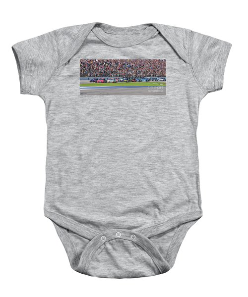 We Have A Race Baby Onesie