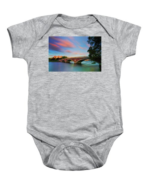 Weeks' Bridge Baby Onesie