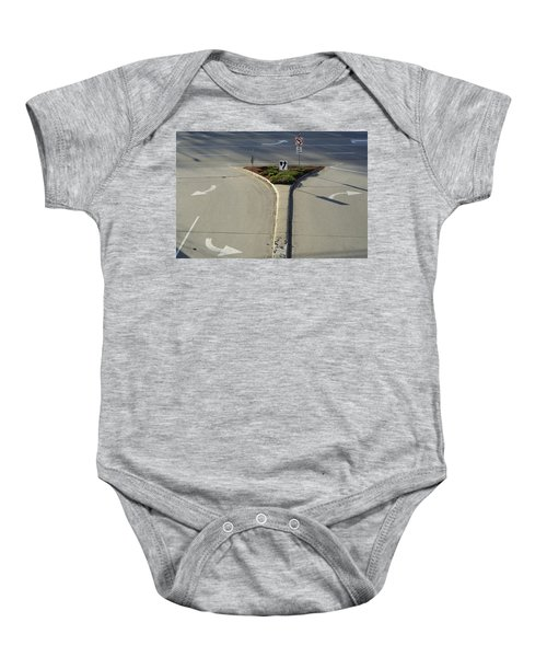 Welcome To Driver's Ed Baby Onesie