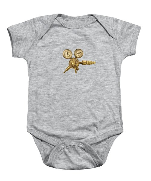 Welding Gauges Baby Onesie